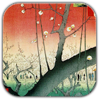 Art japonais live wallpaper icon