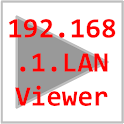 Viewer for IP camera in a LAN logo
