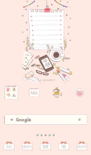 sweet every day dodol theme