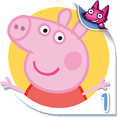 Peppa Pig1▶Animated TV Series