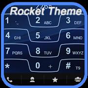RocketDial Razr Blue Theme 2.0 Icon