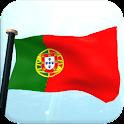 ポルトガルフラグ3Dライブ壁紙 icon