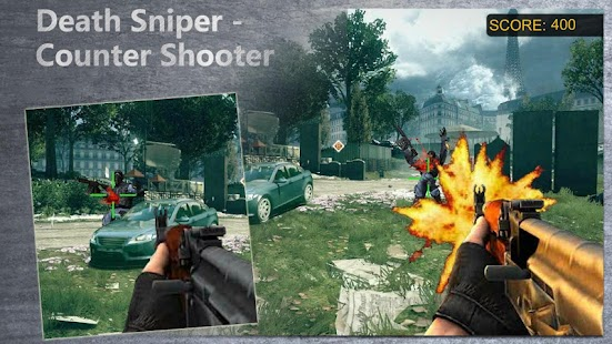 Death Sniper - Counter Shooter