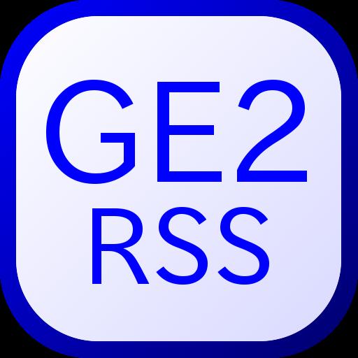 娱乐のGE2 RSSリーダー [簡単RSSリーダー] LOGO-記事Game