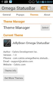Jelly Bean OSB Theme - screenshot thumbnail