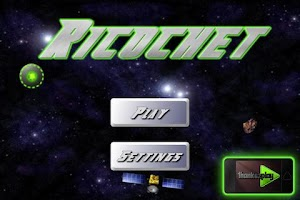 Screenshot of Ricochet