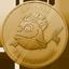 CurveFish Bronze Donation logo