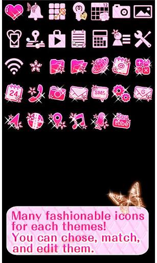 Royal Pink Wallpaper Theme 2.0.0 Windows u7528 4