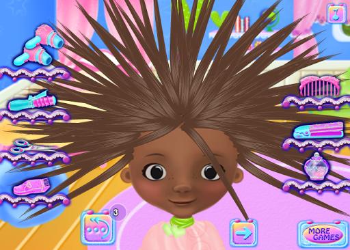 Medical Fantasy Hairstyle