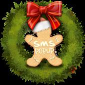 GO SMS Pro ZxMas Popup theme