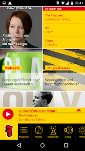 Radio Fritz- screenshot thumbnail