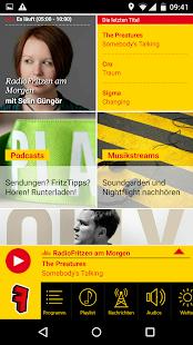 Radio Fritz - screenshot thumbnail