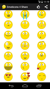 Emoticons and Smileys Android