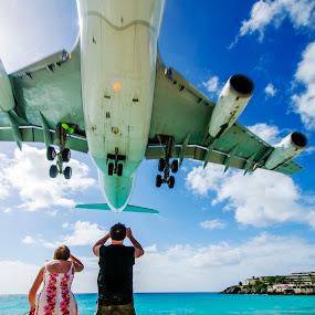 Big Bird by Mark Santos - Transportation Airplanes ( air, transport )