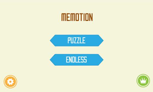 Memotion Memory Motion