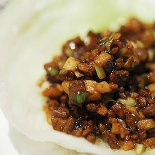 PF Chang's Lettuce Wrap.