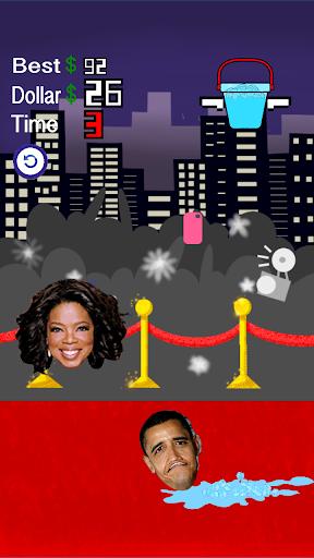 【免費街機App】Flappy Ice Bucket vs Celebrity-APP點子