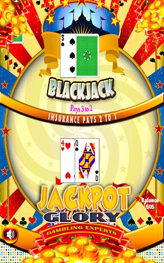 Circus Cash Card Blackjack