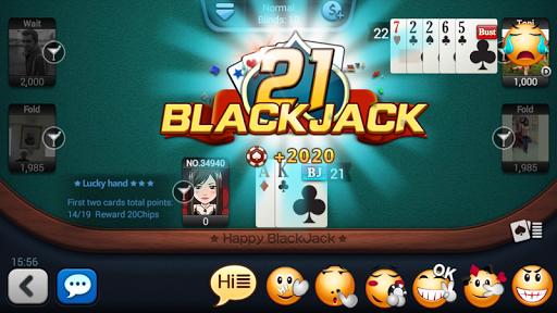 【免費博奕App】Happy BlackJack-APP點子