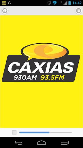 Radio Caxias 930 AM e 93.5 FM