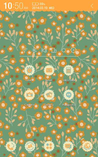 オレンジカモミール アトム テーマ