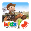 The cow-boy - Little Hero icon