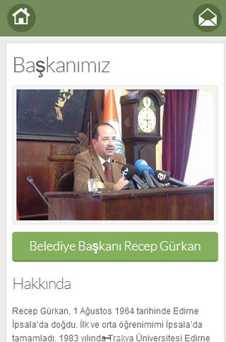T.C Edirne Belediyesi Mobil