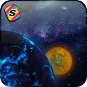 [Shake] Planet Live Wallpaper icon