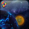 惑星ライブ壁紙 icon