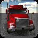 Truck Parking 3D logo