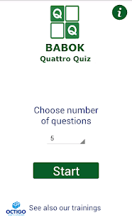 BABOK, CCBA, CBAP Quiz- screenshot thumbnail