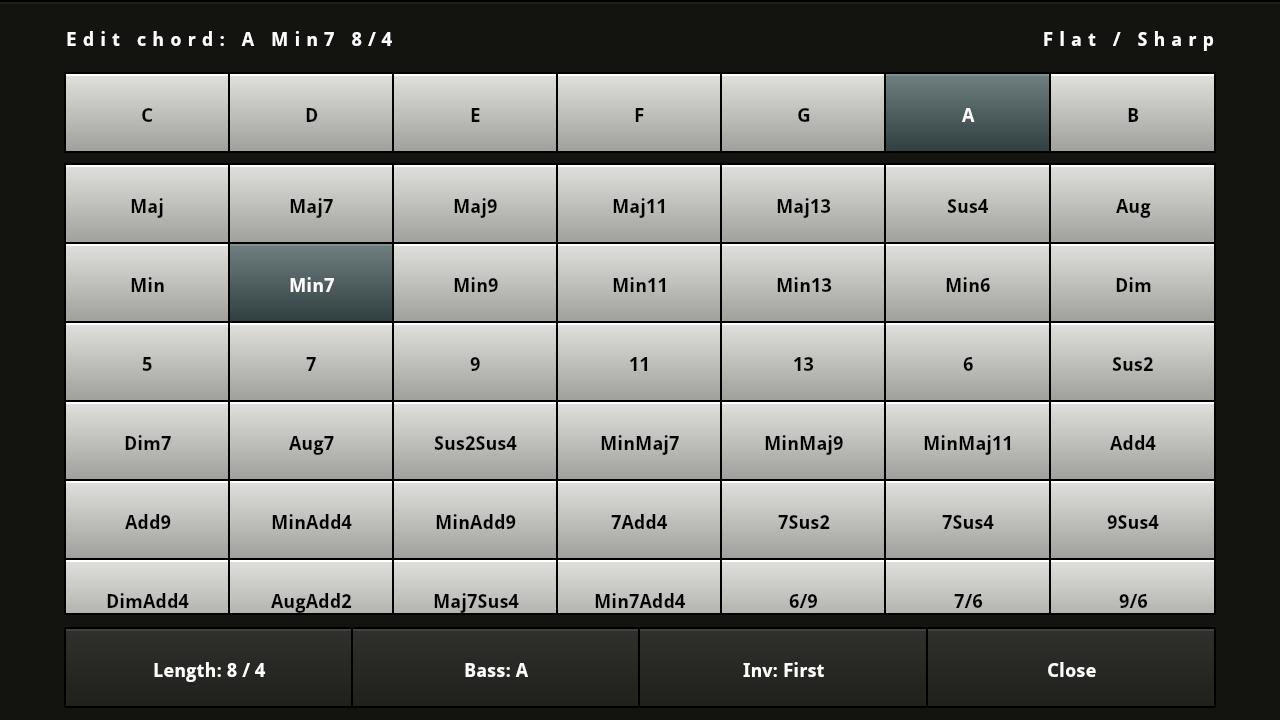 Chordbot Pro - screenshot