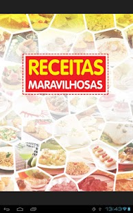 Receitas Maravilhosas - screenshot thumbnail