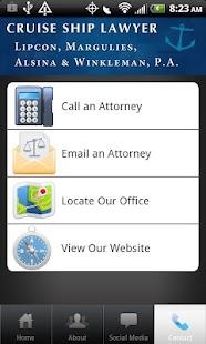 Cruise Ship Lawyer- screenshot thumbnail