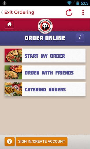 【免費生活App】Panda Express Chinese Kitchen-APP點子