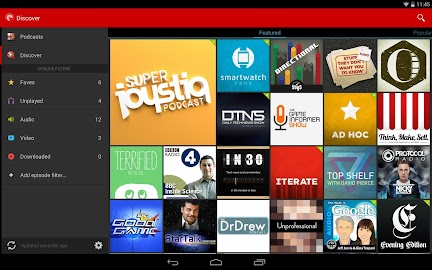Pocket Casts Screenshot 5
