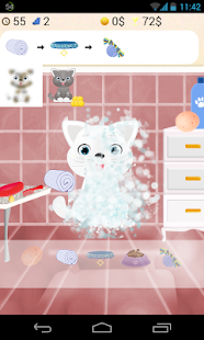 cat salon games- screenshot thumbnail