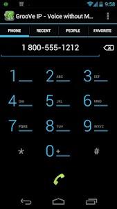 GrooVe IP - Free Calls v2.0.3