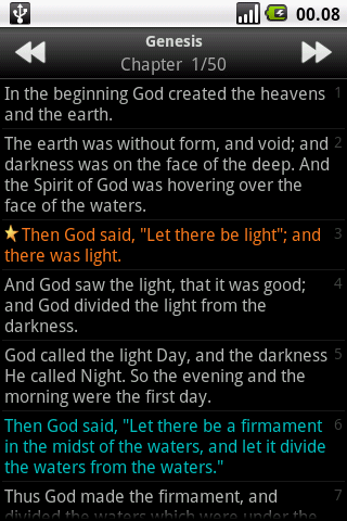 Holy Bible (NKJV) - screenshot