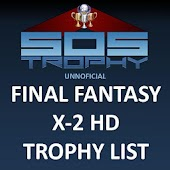 SOSTrophy Final Fantasy X-2 HD