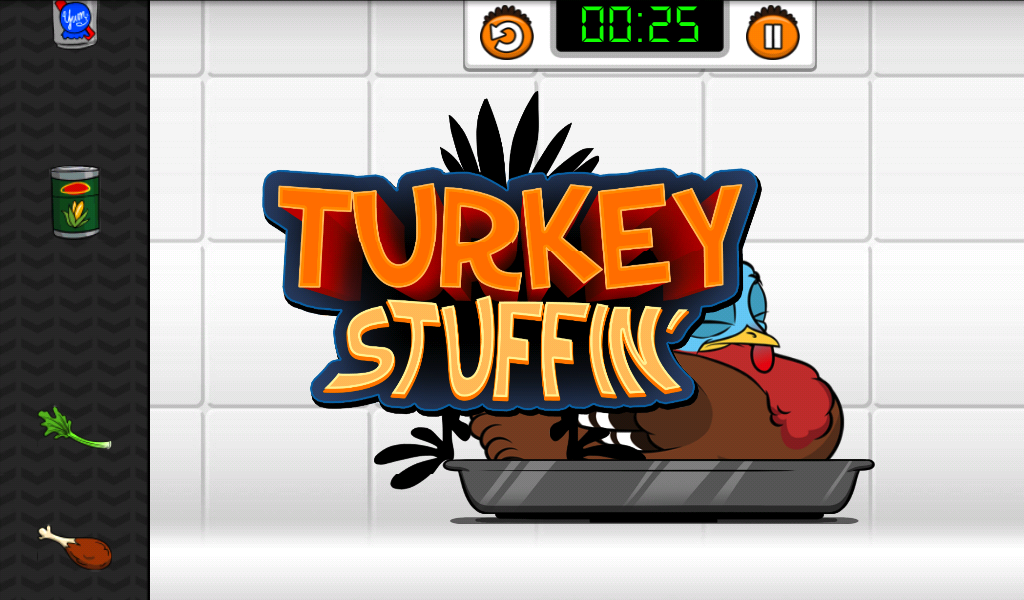 Turkey Stuffin' - screenshot