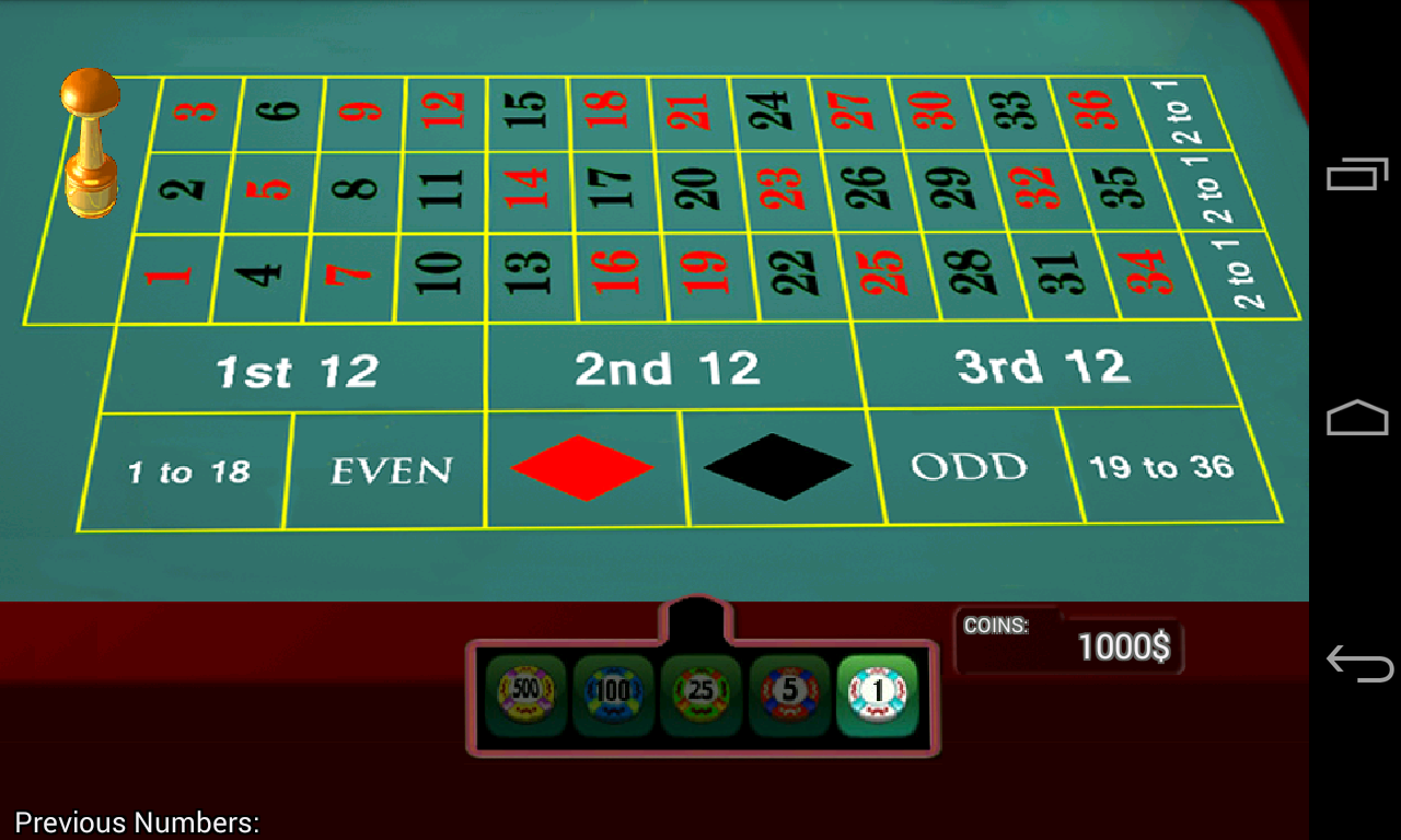 free roulette simulator online