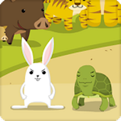 Tortoise and Rabbit♥kid's book