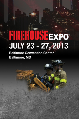 Firehouse Expo 2013 - screenshot