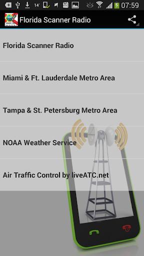 Scanner Radio Florida FREE