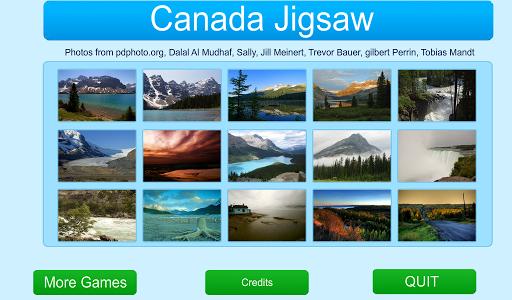 Canada Jigsaw