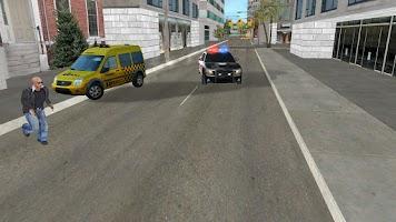 Screenshot of Mob Taxi