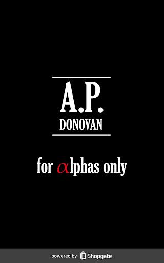A.P. Donovan Shop