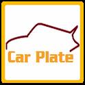 Malaysia Latest Car Plate icon