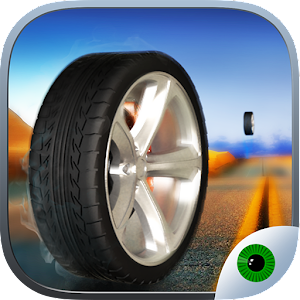 GraviTire 3D icon do Jogo